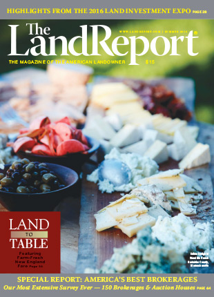 The Land Report - America's Best Brokerages Summer 2016