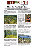 Plantation King - Deep South March 2015