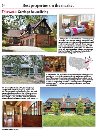 The Week - Featuring Grand Oaks Circulation 611,000 October 2015